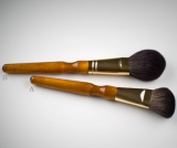 JB-91099,wooden handle cosmetic brushes